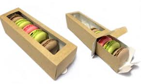 Коробочки для печенья, пряников, макаронс
