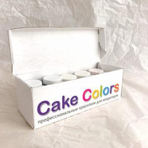 CakeColors сухие